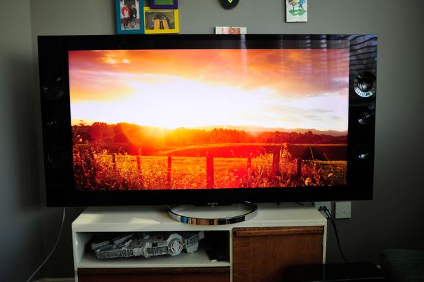 Sony 55-inch 4K X9 TV