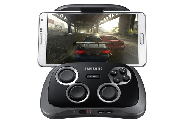 Samsung's Smartphone GamePad for Android devices