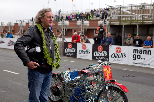 James May's Toy Stories: The Motorcycle Diary