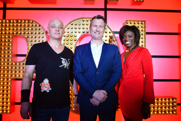 Live at the Apollo TX Week 50 (2013): Terry Alderton, Adam Hills, Andi Osho