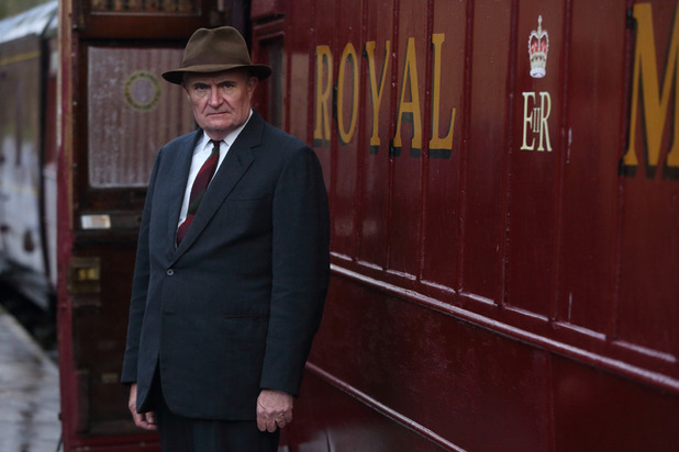 The Great Train Robbery: Jim Broadbent as DCS Butler