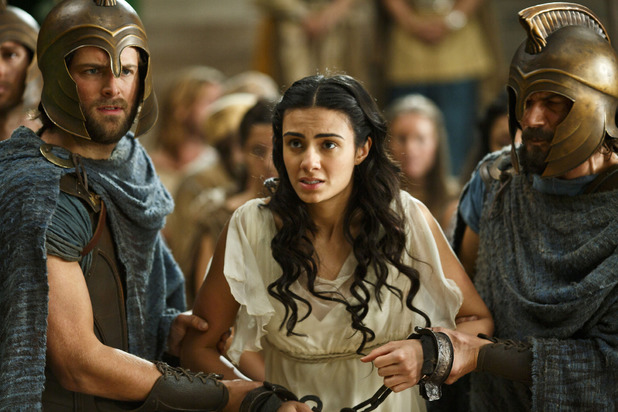 Aiysha Hart as Ariadne in Atlantis: 'Touched By The Gods - Part 2'