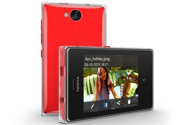 The Nokia Asha 503