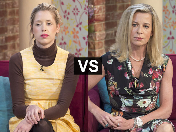 Showbiz Spats: Peaches Geldof and Katie Hopkins