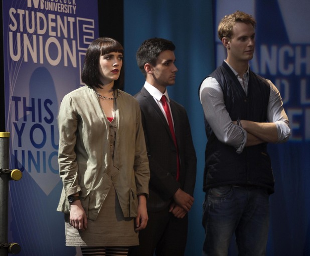 Fresh Meat: Series 3 episode 8