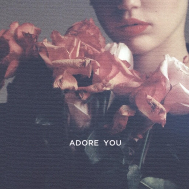Miley Cyrus Adore You artwork