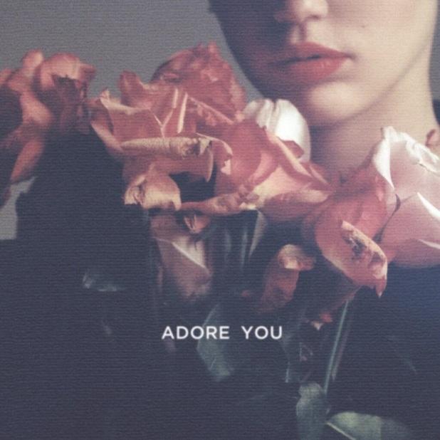 Miley Cyrus Adore You artwork