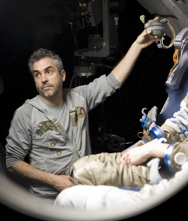 Gravity: Making Of