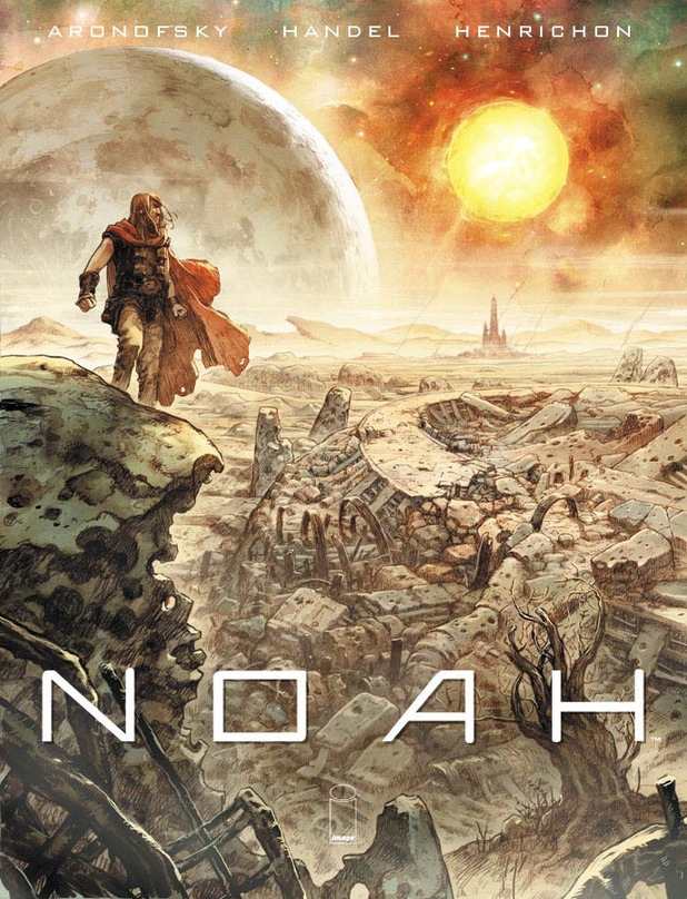 Noah graphic novel