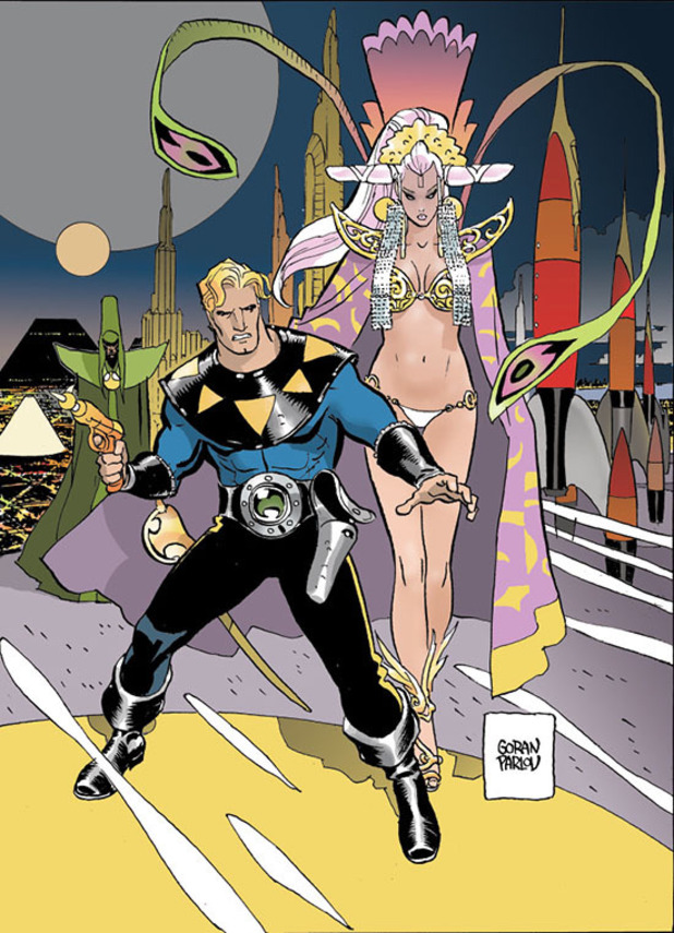 Mark Millar's Starlight