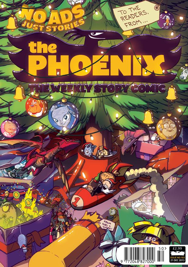Phoenix #103 cover