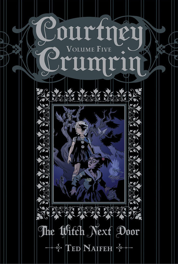 Courtney Crumrin vol 5: The Witch Next Door
