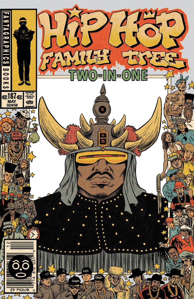 Hip-Hop Family Tree FCBD