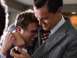 Leonardo DiCaprio and Jonah Hill in 'The Wolf Of Wall Street'
