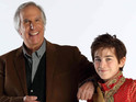 Hank Zipzer is inspired by Henry Winkler's own upbringing.