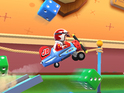 Joe Danger Infinity features endless gameplay and 20 vehicles.