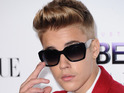 The popstar is in Toronto to meet with police about altercation.