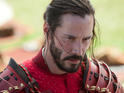 Keanu Reeves stars in a disastrous attempt at a samurai blockbuster.