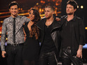 The final three are whittled down to one as The X Factor USA announces its winner.