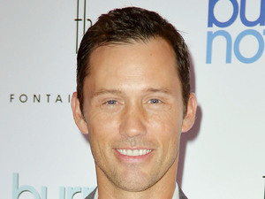 Jeffrey Donovan at the Burn Notice wrap party at Fontainebleau Miami Beach