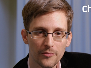 Edward Snowden's The Alternative Christmas Message