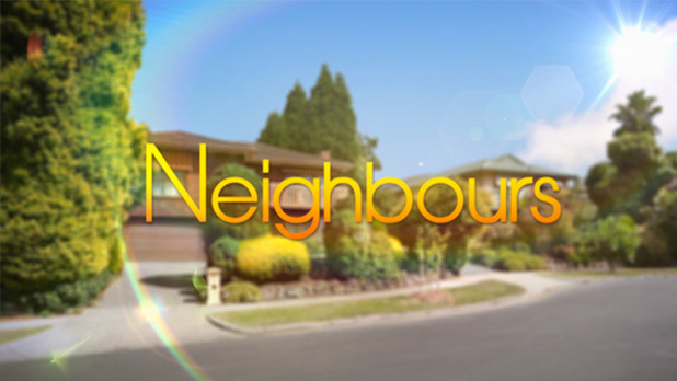 Neighbours opening titles sequence, for the 25th anniversary of the Aussie soap.