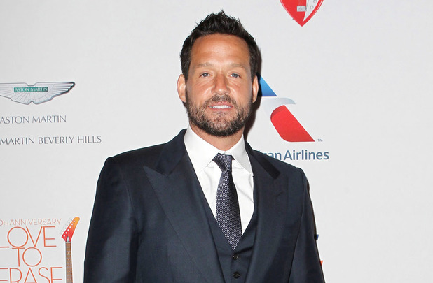 Josh Hopkins at the 20th Annual Race To Erase MS Gala 'Love To Erase MS' at The Hyatt Regency Century Plaza