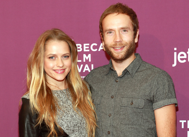 Teresa Palmer and Mark Webber at The Motivation World Premiere during the 2013 Tribeca Film Festival