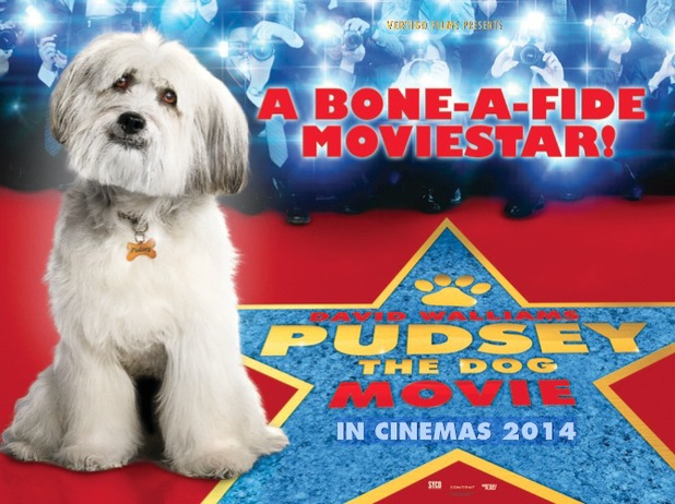 Pudsey: The Movie poster