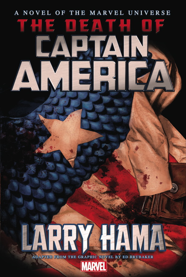 The Death of Captain America novel