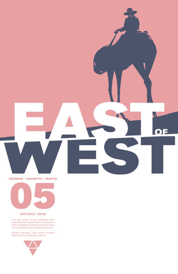 East of West comic