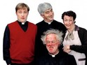 Frank Kelly and Ardal O'Hanlon say the comedian put himself under pressure.