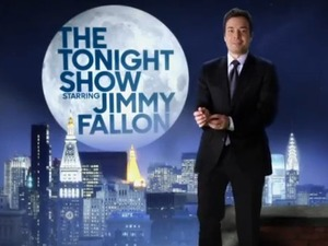 Jimmy Fallon's Tonight Show trailer