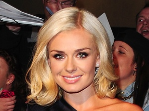 Katherine Jenkins at the 2013 Pride of Britain awards at Grosvenor House, London.