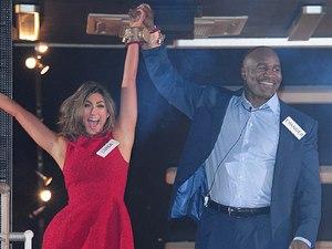 Celebrity Big Brother 2014: Luisa Zissman and Evander Holyfield