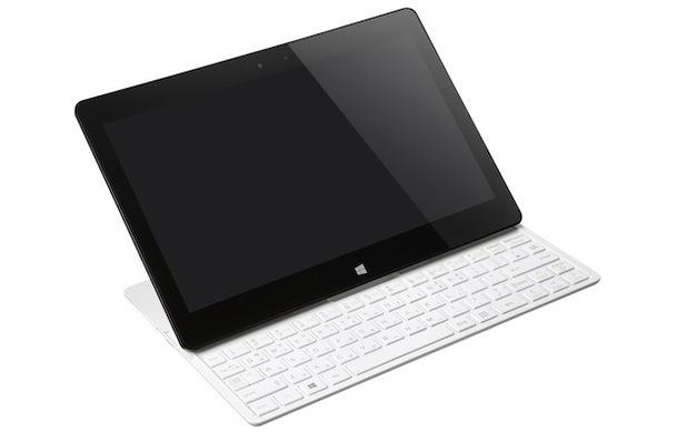 LG's Tab-Book 2 hybrid slate