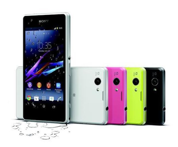 Sony's Xperia Z1 Compact smartphone