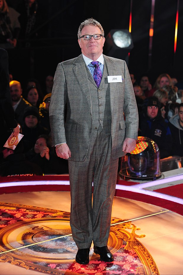 Celebrity Big Brother: Jim Davidson and Linda Nolan (2014 ...