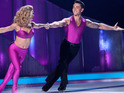 We get a skating lesson from Hayley Tamaddon, catch up with Ray Quinn and the other all-stars.