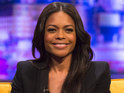 Naomie Harris is portraying Winnie Mandela in Mandela: The Long Walk to Free.