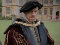 Damian Lewis plays Henry VIII in the adaptation of Hilary Mantel's novel.