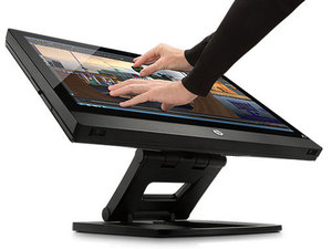 HP's Z1 G2 touchscreen workstation
