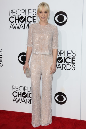 40th People's Choice Awards, Arrivals, Los Angeles, America - 08 Jan 2014 Ana Faris
