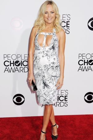 40th People's Choice Awards, Arrivals, Los Angeles, America - 08 Jan 2014 Malin Akerman