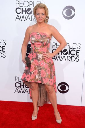 40th People's Choice Awards, Arrivals, Los Angeles, America - 08 Jan 2014 Melissa Joan Hart