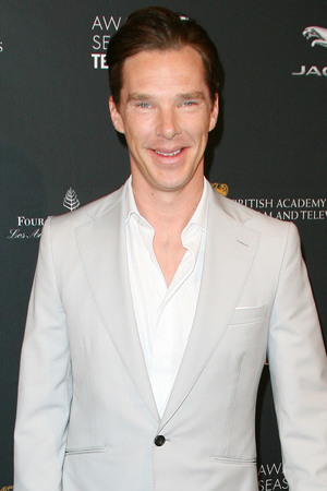 Benedict Cumberbatch  BAFTA 2014 Awards Season Tea Party held at the Four Seasons Hotel in Beverly Hills, California