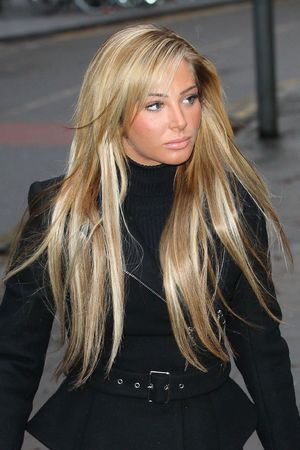 Tulisa - Southwark Crown Court hearing