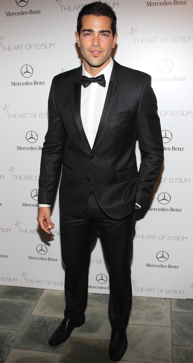 Jesse Metcalfe The Art of Elysium's 7th Annual HEAVEN Gala presented by Mercedes-Benz at Guerin Pavilion at the Skirball Cultural Center