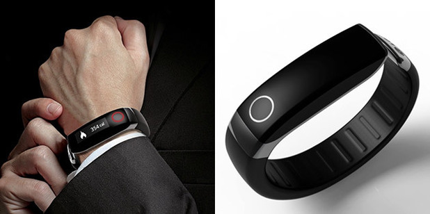 LG's Lifeband Touch fitness accessory