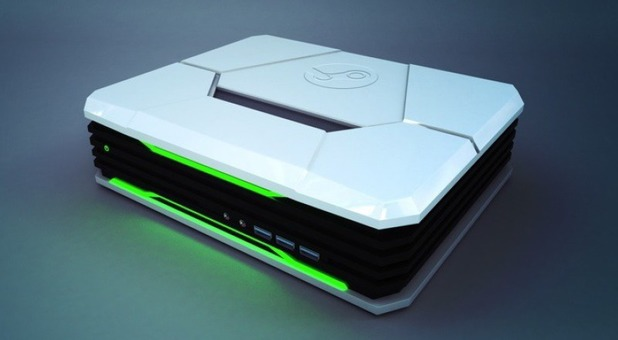 CyberPowerPC Steam Machine